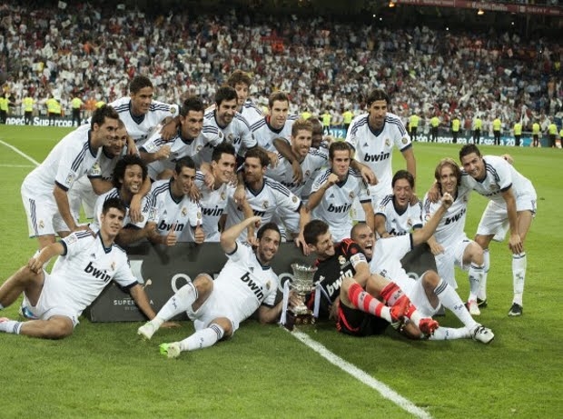 Fotos Real Madrid 2013