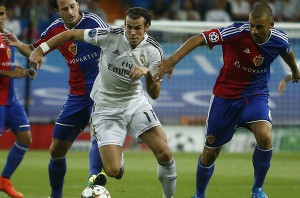 Real Madrid-Bale